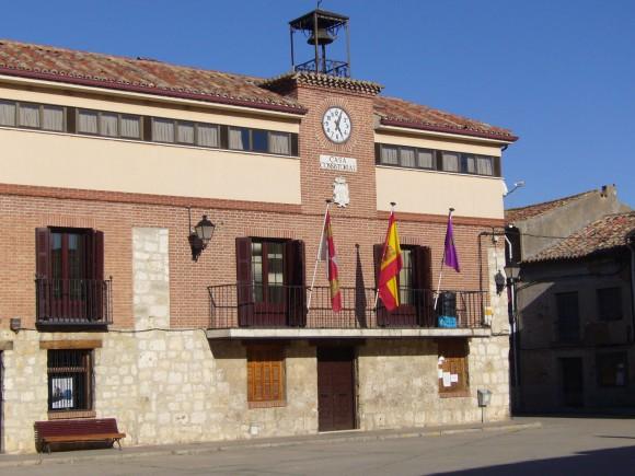 Ayuntamiento de Magaz de Pisuerga