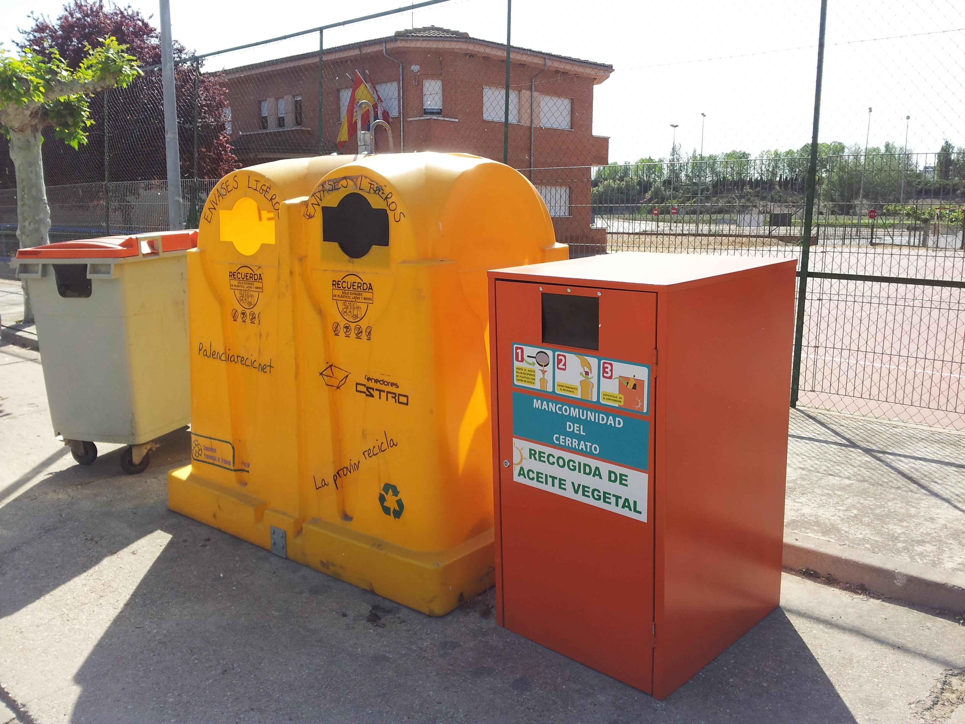 El municipio comprometido con el reciclaje