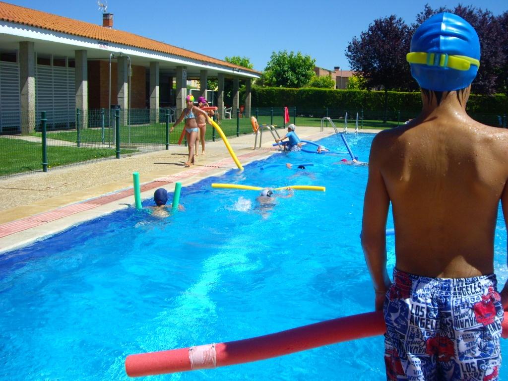 Con-VIVENCIA 2013 en la piscina