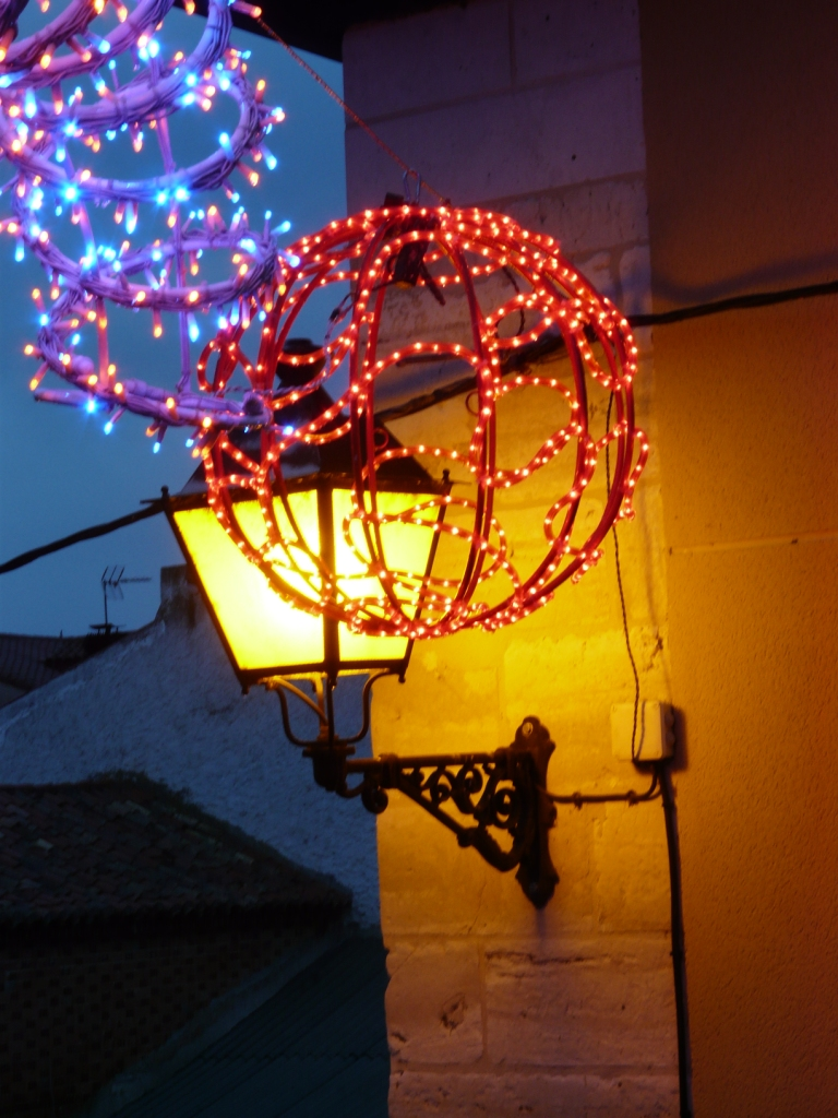 Luces de Navidad 2013