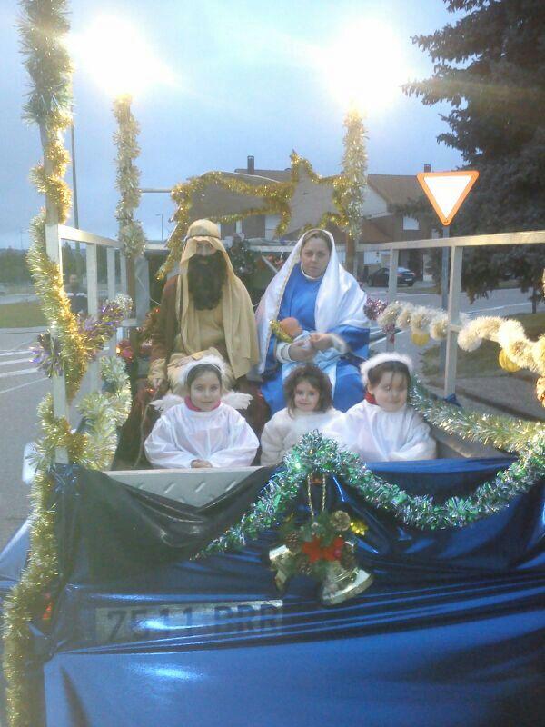Cabalgata de los Reyes Magos 2014