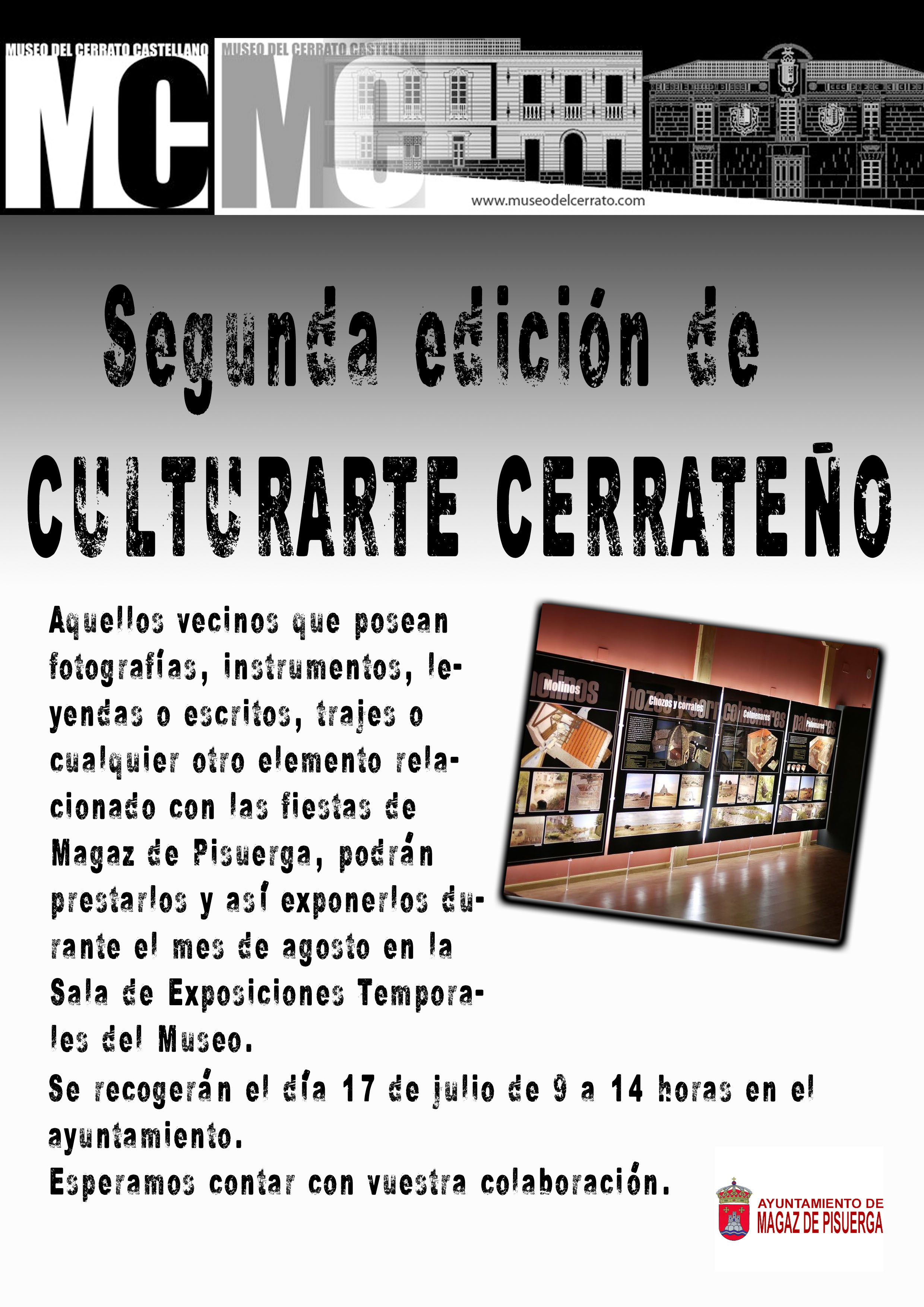 Segunda edición de CULTURARTE CERRATEÑO