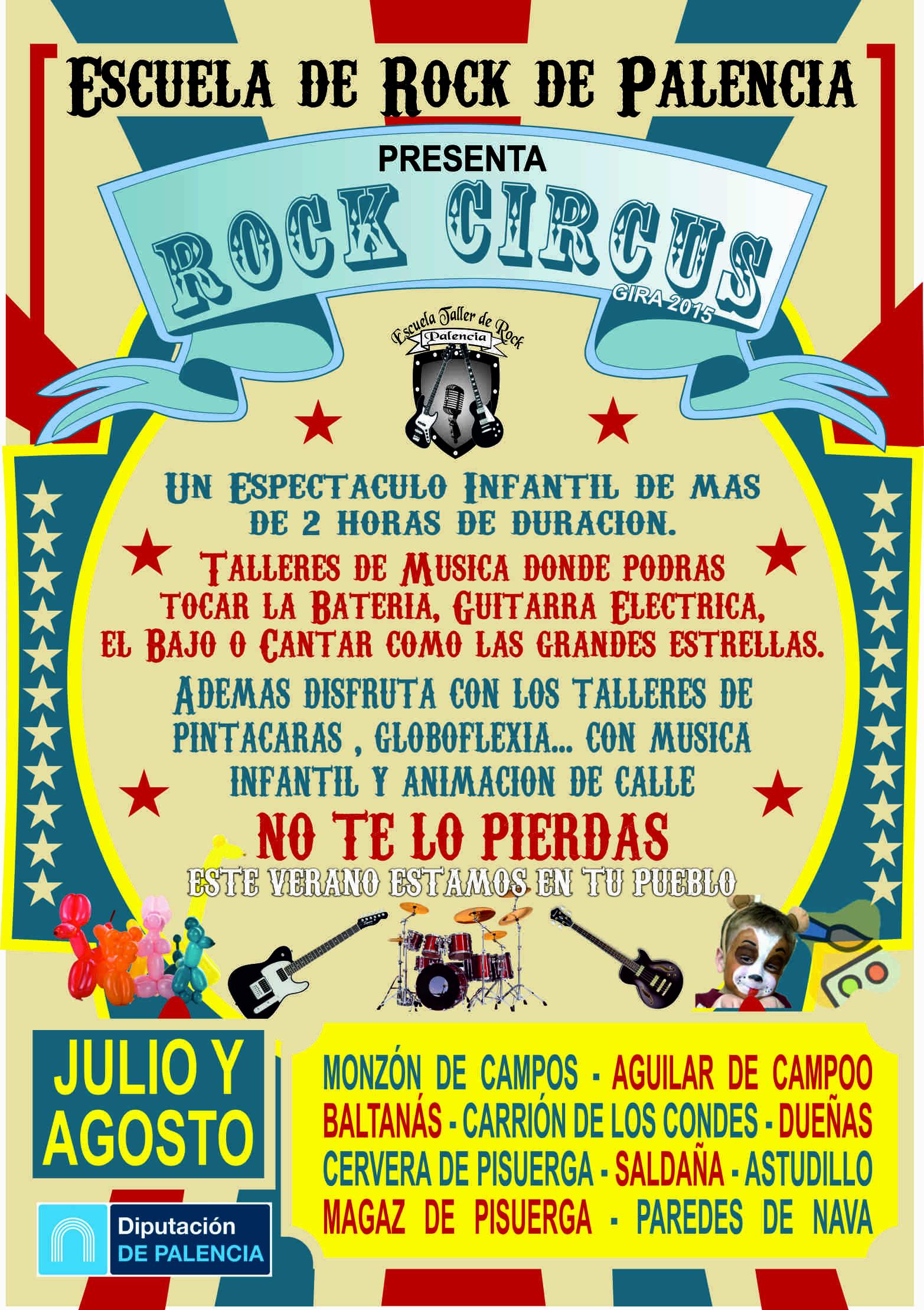 Escuela de rock 2015