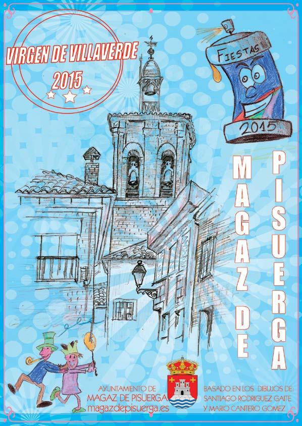 Programa de fiestas Virgen de Villaverde 2015