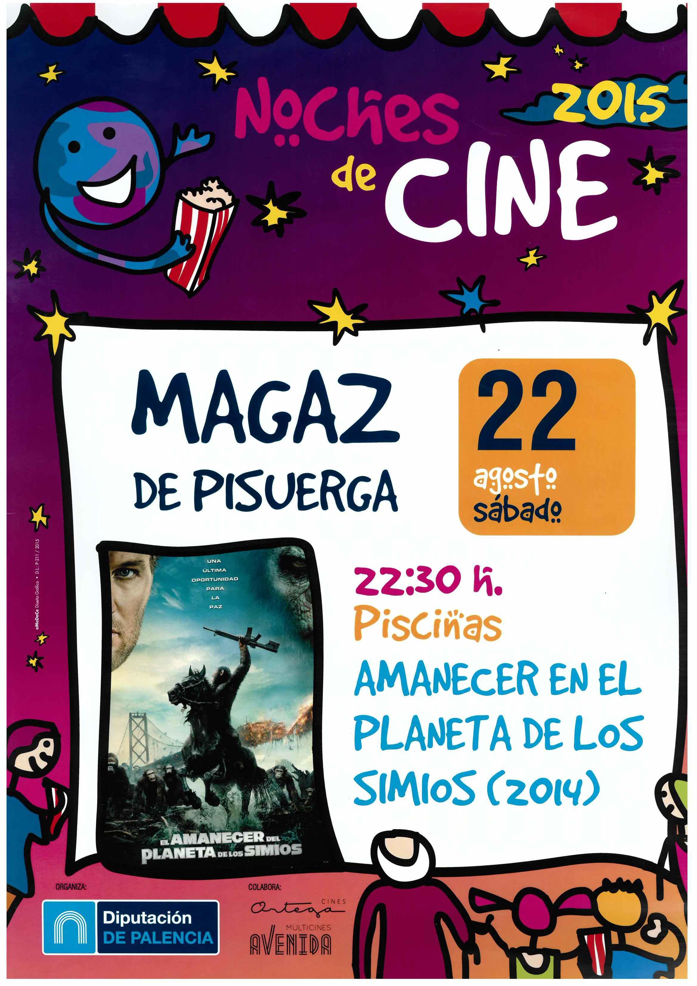 Noches de cine 2015