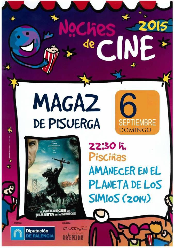 Noche de cine 2015