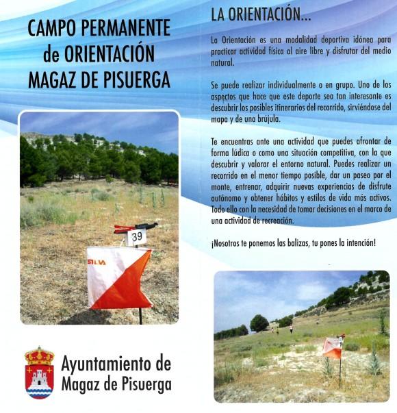Campo permanente Magaz de Pisuerga