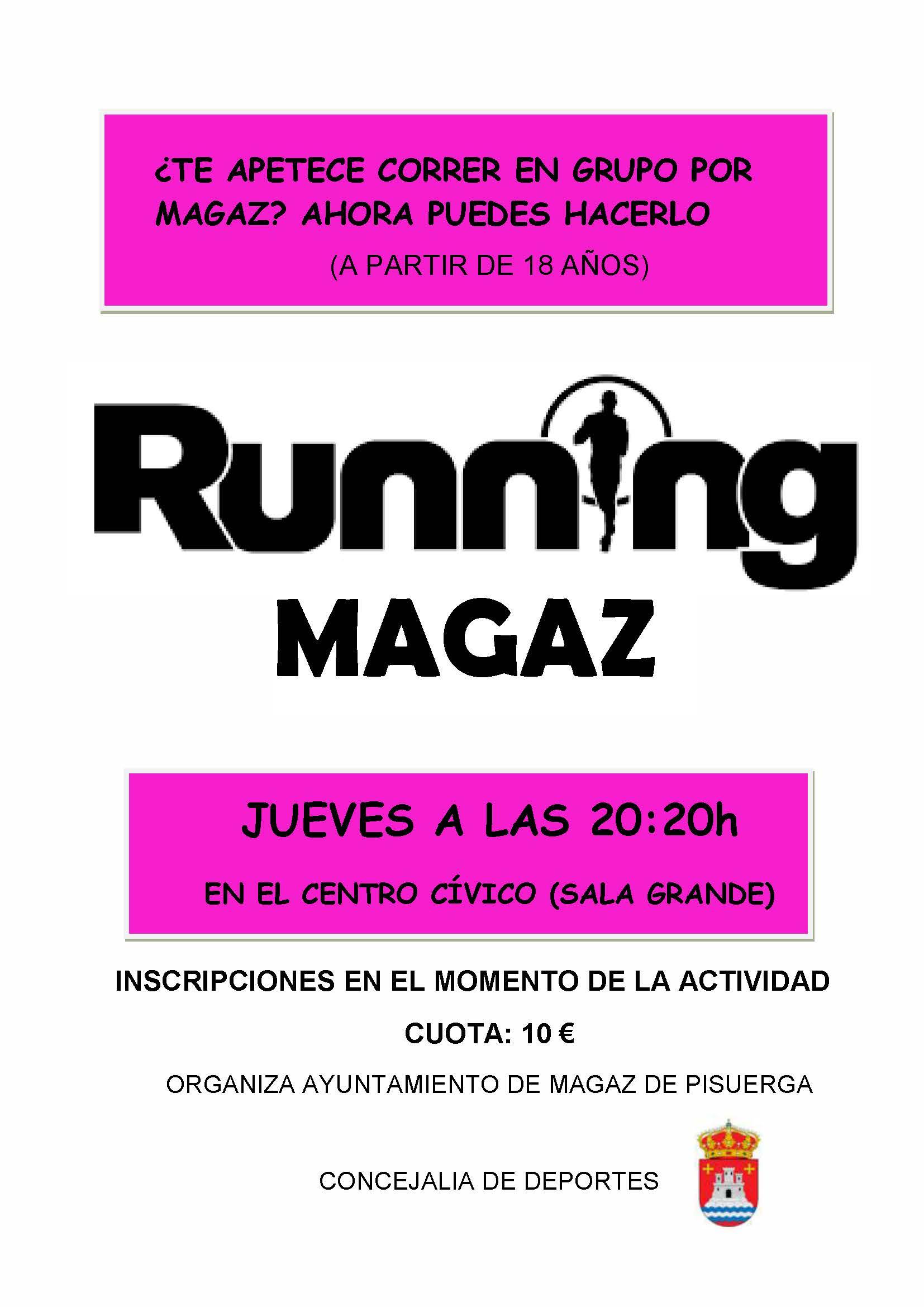 RUNNING MAGAZ 2016/2017