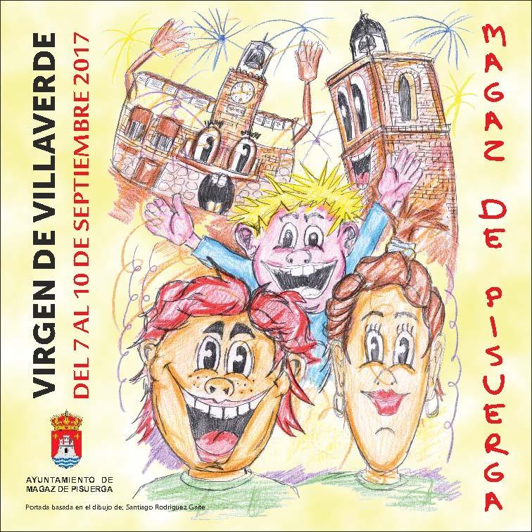 Programa de fiestas «Virgen de Villaverde 2017»
