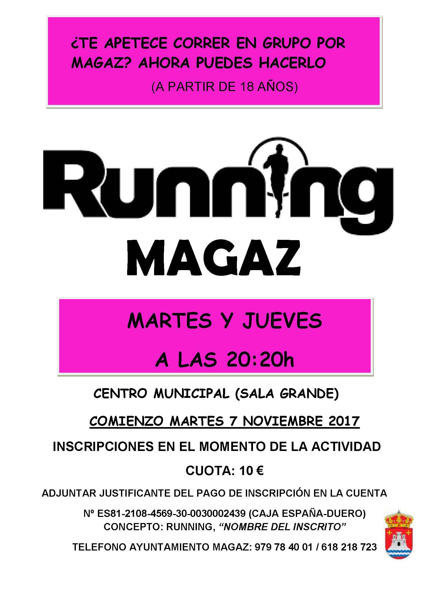 Running Magaz