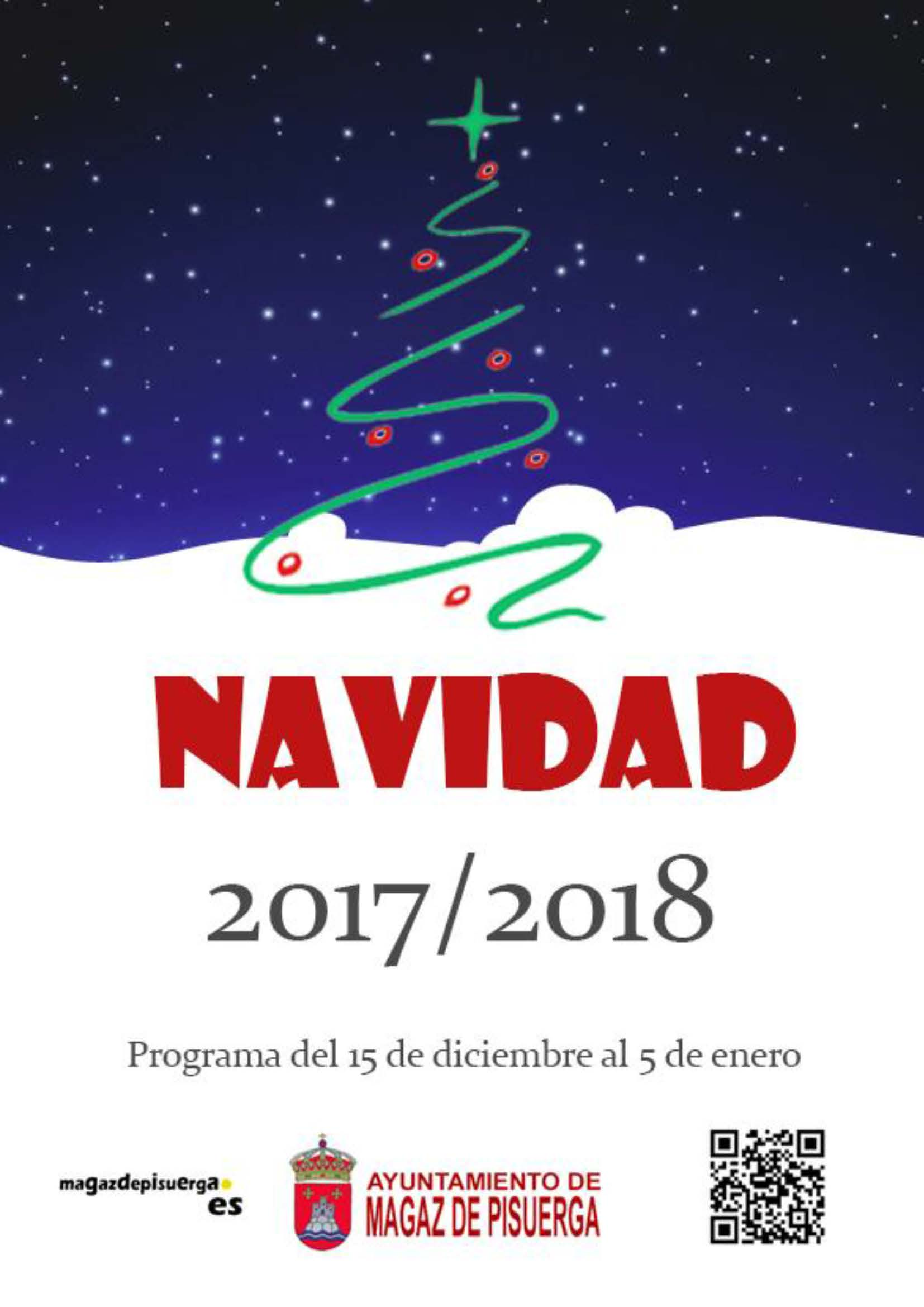 Programa de Navidad 2017/2018