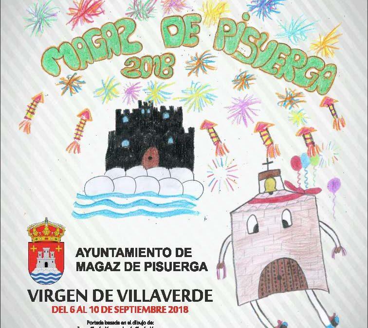 Programa de fiestas «Virgen de Villaverde» 2018