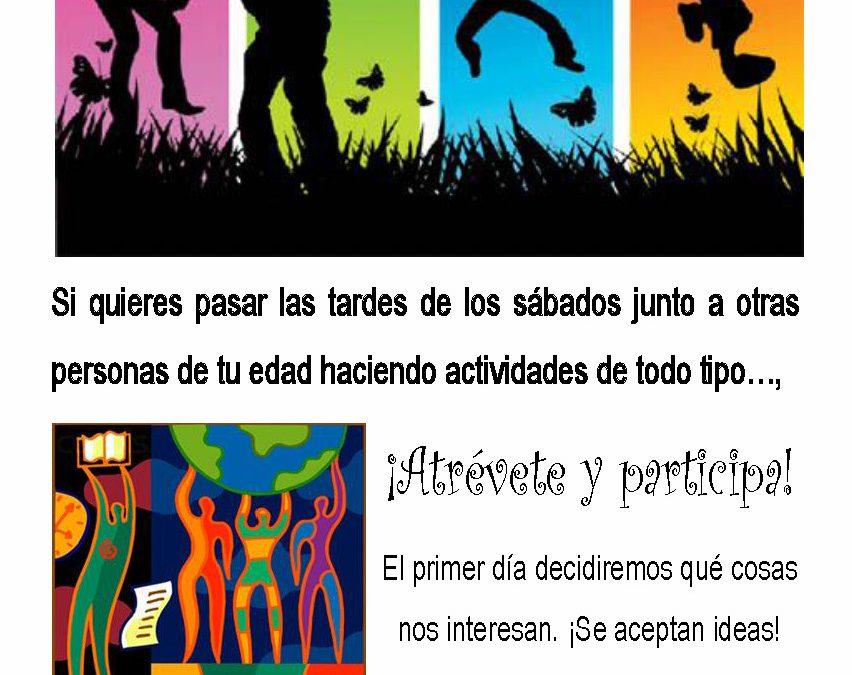 Programa de Actividades educativas destinadas a infancia y juventud 2018/2019