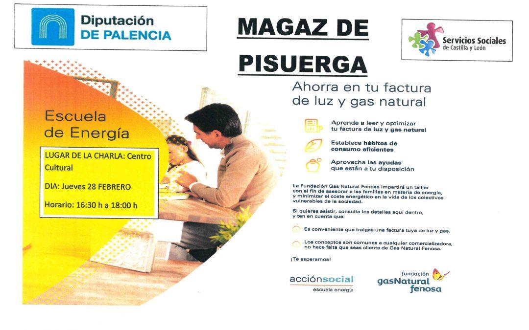 Escuela de energía – Diputación de Palencia