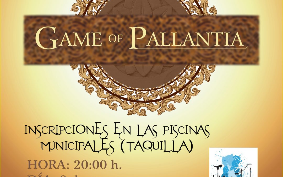 Game of Pallantia (Magaz de Pisuerga)
