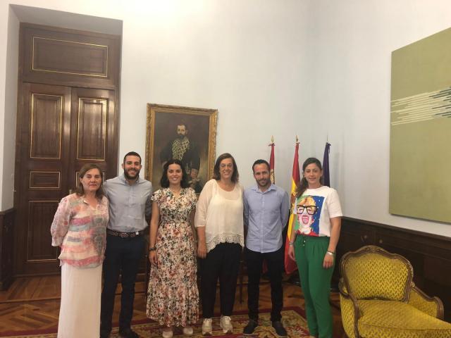 La Diputación ofrece al municipio un amplio abanico de convocatorias para la mejora de sus infraestructuras