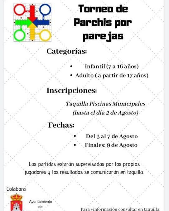 Torneos para fiestas San Mamés 2019