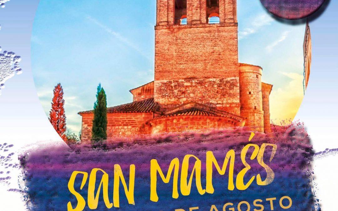 Portada y programa de Fiestas «San Mamés 2019»