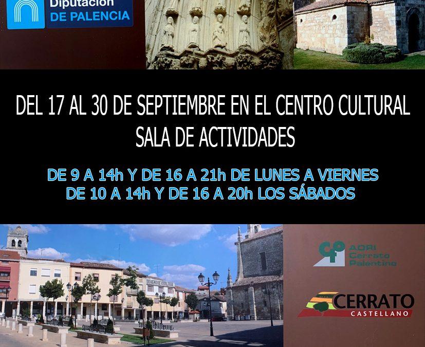 Exposición «El Cerrato Castellano» en el Centro Cultural