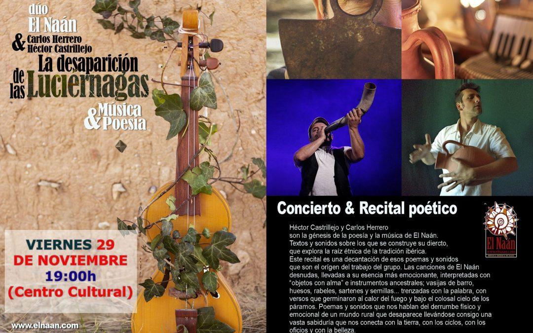Música & Poesía duo El Naán en el #centroculturalmagaz