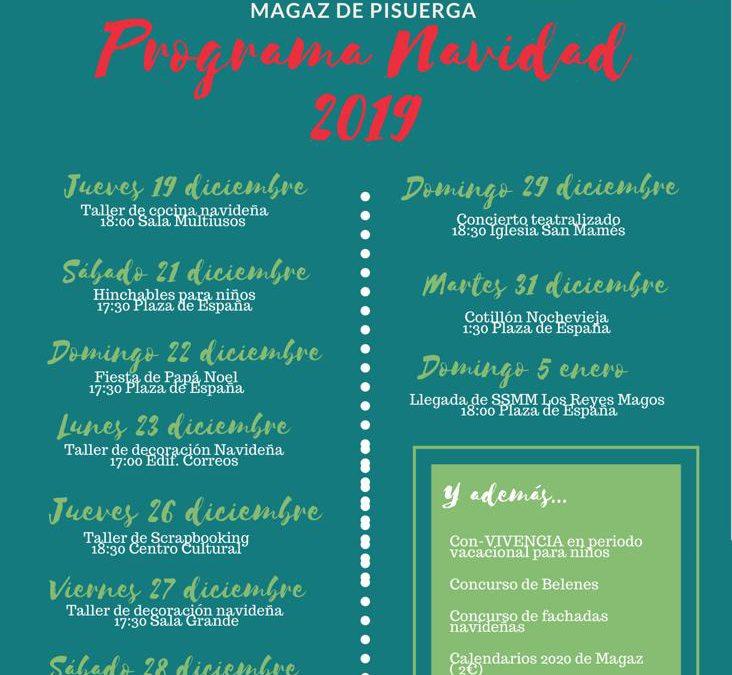 Programa de Navidad 2019