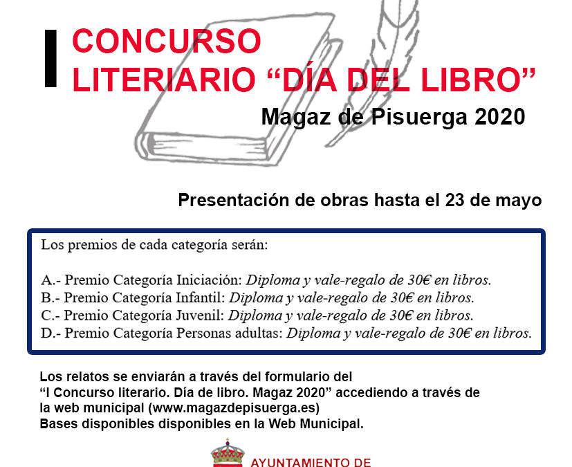 I CONCURSO LITERARIO «DIA DEL LIBRO»