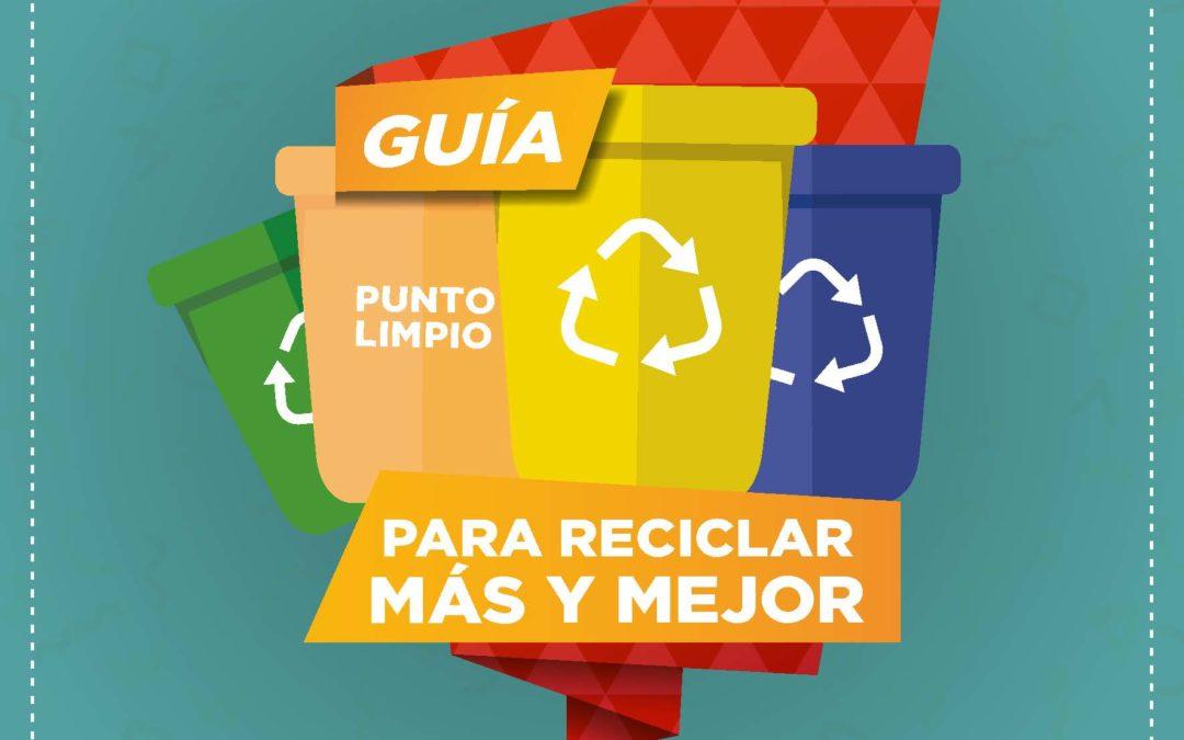 Guía para reciclar más y mejor