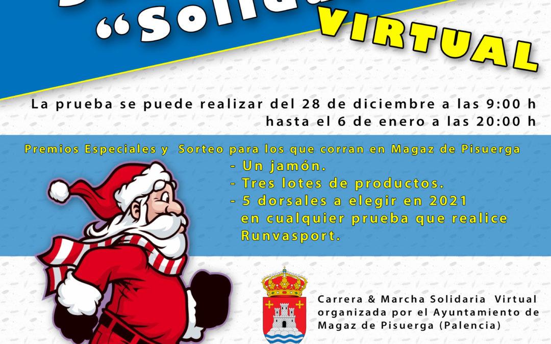 RunMagaz San Silvestre solidaria VIRTUAL