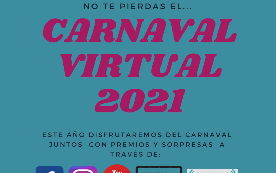 Carnaval virtual 2021