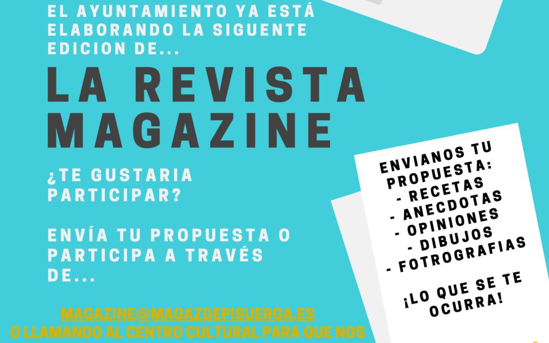 La revista Magazine