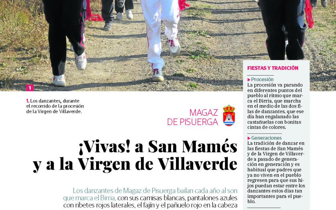 ¡Vivas! a San Mames y a la Virgen de Villaverde