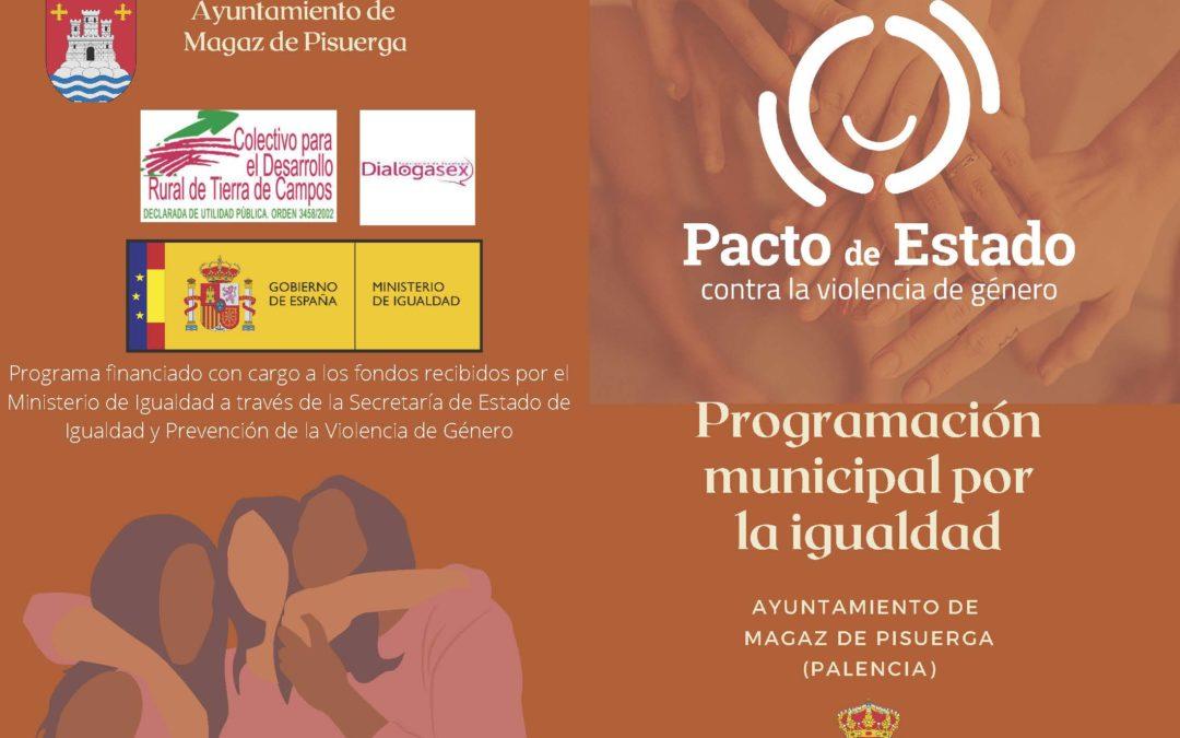 Programacion municipal por la igualdad