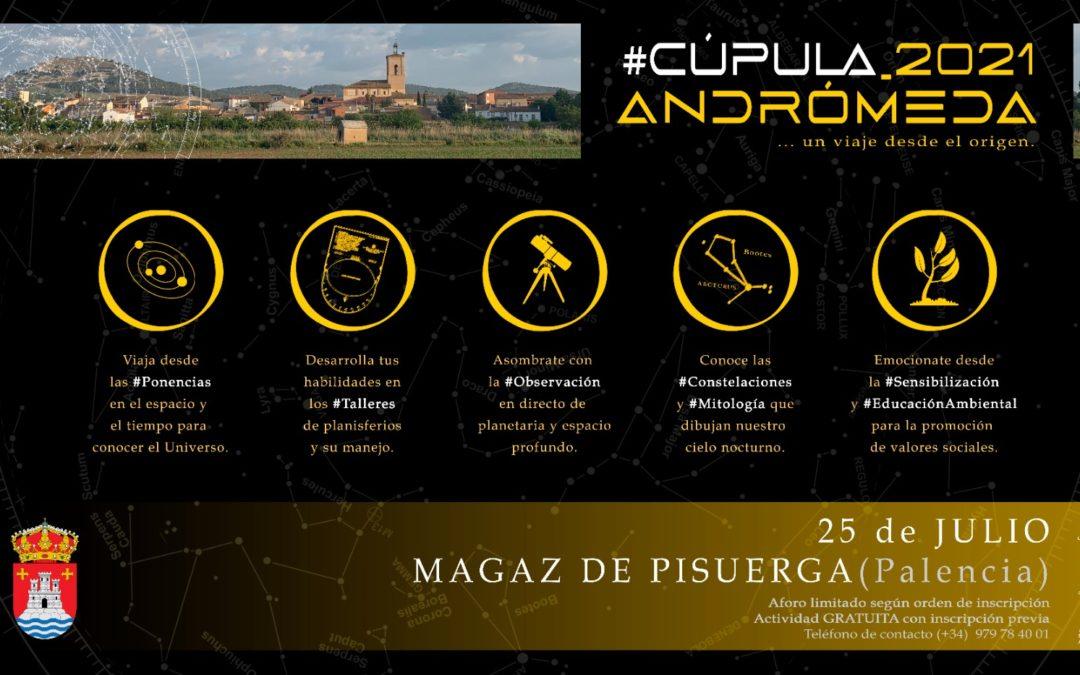 #CUPULA_2021 Andromeda